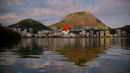 Quilombo urbano resiste à especulação imobiliária em área nobre do Rio de Janeiro