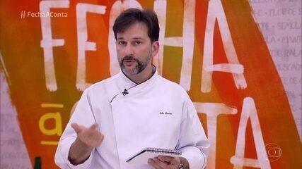 Confira as notas para a terceira prova do 'Fecha a Conta Pizza'