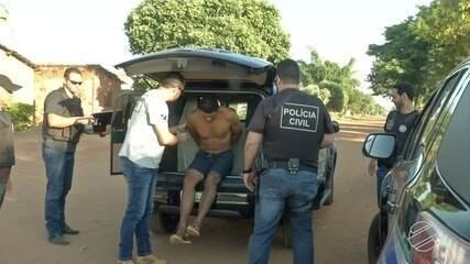 Polícia faz operação para prender suspeitos de assassinato e tortura em Três Lagoas