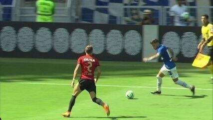 Melhores momentos de Cruzeiro 2 x 0 Sport pela 5ª rodada do Campeonato Brasileiro