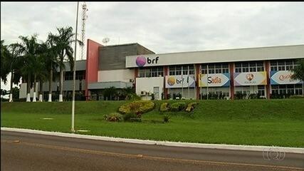 Mais de 2 mil funcionários da BRF em Rio Verde entram em férias coletivas