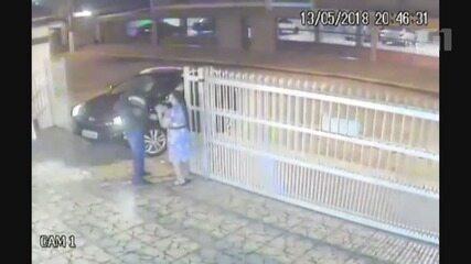 Criminoso atira contra aposentado durante tentativa de assalto em Praia Grande, SP