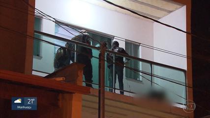 Policial civil preso foge e mata mulher e duas filhas dela em Santa Luzia