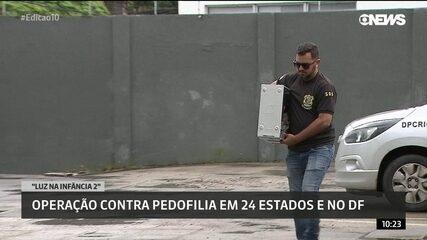 Polícia Civil cumpre mandados de busca e apreensão em Mato Grosso e em Pernambuco
