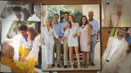 Marina Ruy Barbosa já se casou quatro vezes com o marido