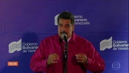Nicolás Maduro é reeleito presidente da Venezuela com quase 68% dos votos