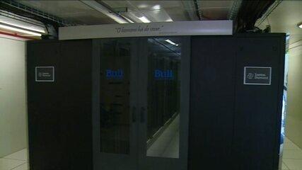 Maior computador da América do Sul pode ser desligado