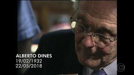 Morre em São Paulo, aos 86 anos, o jornalista Alberto Dines
