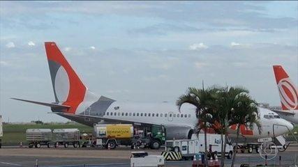 Infraero diz que está monitorando abastecimento do querosene de aviação