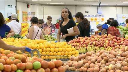 Faltam produtos em São Luís pela falta de abastecimentos pelos caminhões