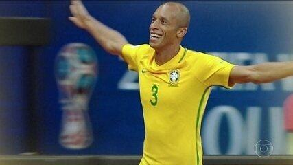 Série Copa: veja o perfil do zagueiro Miranda