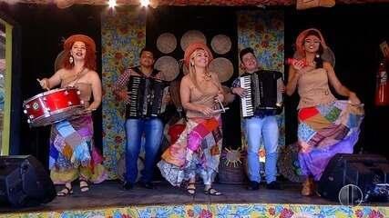 'As Nordestinas' faz versão pé de serra da música tema da Liga dos Campeões
