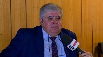 Não admito que governo errou em negociação, afirma Carlos Marun