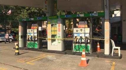 Não há combustível nos postos do estado e nem previsão de reabastecimento