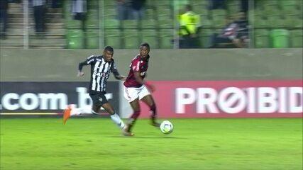 Melhores momentos de Atlético-MG 0 x 1 Flamengo pela 7ª rodada do Brasileirão