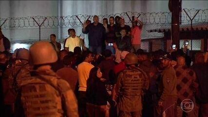 Caminhoneiros decidem encerrar a paralisação no Porto de Santos