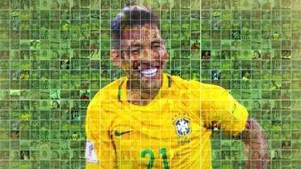 Série Copa: veja o perfil do atacante Roberto Firmino