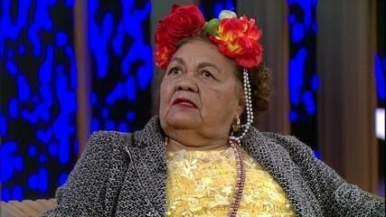 Dona Onete fala sobre o filme 'Eu receberia as piores notícias dos seus lindos lábios'
