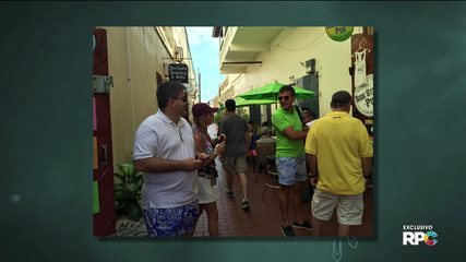 Na proposta de delação à PGR, Fanini falou sobre as viagens de luxo que fez com Beto Richa