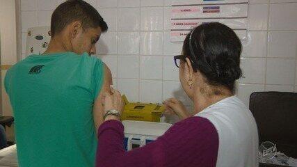 Campanha de vacinação contra a gripe está na fase final