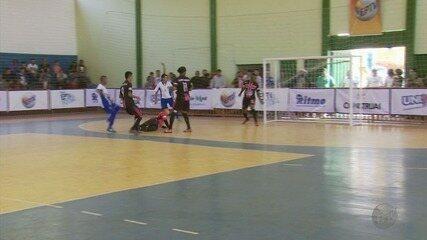 São Bento Abade perde para Carmo da Cachoeira na abertura da Taça EPTV de Futsal Sul de MG