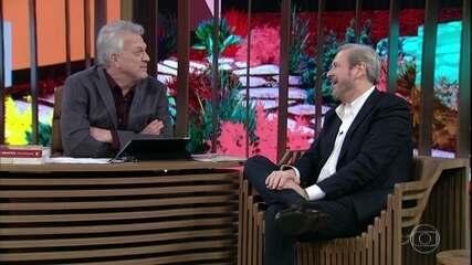Pedro fala sobre livro com troca de cartas entre Fernando Pessoa e Ofélia Queiroz