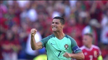 Cristiano Ronaldo mobiliza milhões de fãs nas redes sociais