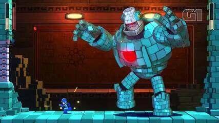 E3 2018: 'Mega Man 11' traz novidades para franquia clássica; G1 jogou