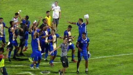 Palmas vence o Gurupi e conquista o hexa no Campeonato Tocantinense; veja a festa