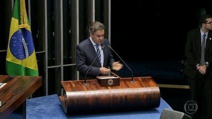 Gilmar Mendes mandou arquivar investigações contra Aécio Neves, PSDB, e Jorge Viana, PT
