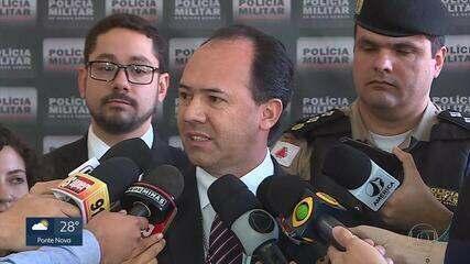 Operação combate facções criminosas e prende foragidos em Minas