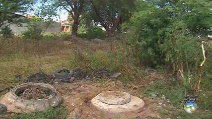 Homem morre e outro fica ferido durante trabalho em tubulação de esgoto em Caruaru