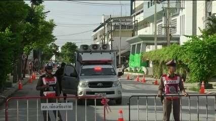 Quinto menino é retirado de caverna da Tailândia
