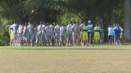 Atlético-AC se prepara para encarar maratona de viagem antes de duelo com Juazeirense