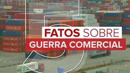 5 fatos sobre a guerra comercial entre Estados Unidos e China