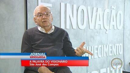Fundador da Embraer, Ozires Silva dá primeira entrevista à TV após anúncio de acordo