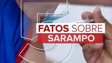 5 fatos sobre o surto de sarampo
