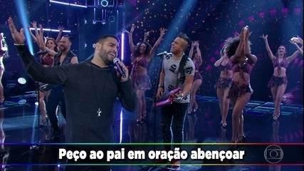 Kiloucura canta 'Pela Vida Inteira'