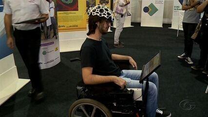 SBPC tem feira com inovações interativas