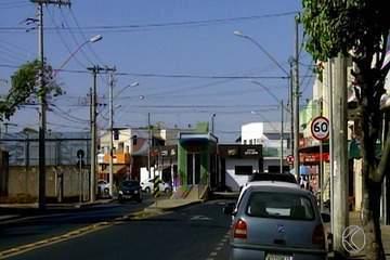 Trânsito da Avenida Abílio Borges de Araújo, em Uberaba, é alterado por conta do novo BRT
