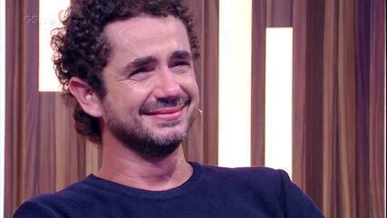 E aí? Felipe Andreoli conta como foi a emoção de assistir ao show da sua família