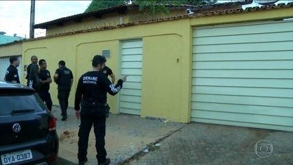 Polícia faz operação contra corrupção em Palmas