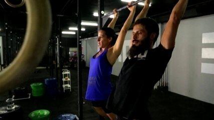 """""""Bora treinar CrossFit"""" conta com participação de um ex-combatente do exército americano"""