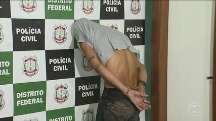 Polícia prende servidor acusado de estupro de vulnerável e pedofilia, em Brasília