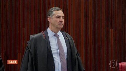 Luís Roberto Barroso será relator de processos envolvendo candidatura de Lula no TSE