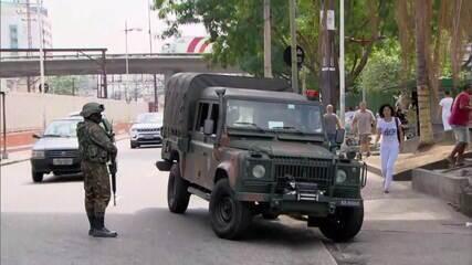 Morre o terceiro soldado baleado em operação no Complexo do Alemão (RJ)