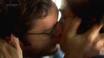 Resumo Segundo Sol - 25/8 – Ionan e Maura se beijam