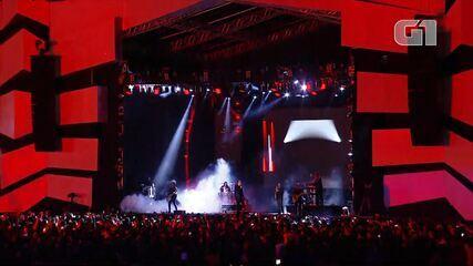 Festival de Inverno Bahia: veja os melhores momentos dos shows da primeira noite