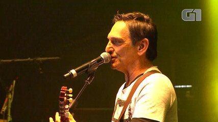 Festival de Inverno Bahia: Paulo Miklos toca 'Aluga-se'
