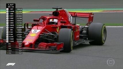 Melhores momentos: GP da Bélgica